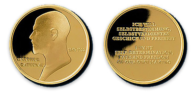 Walther Rathenau Medaille
